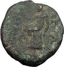 Antiochus I Soter  Seleucid Kingdom Ancient Greek Coin APOLLO Arrow i32009