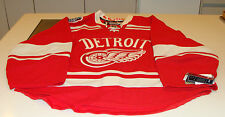 2014 Winter Classic Detroit Red Wings NHL Hockey Jersey Pro Authentic Size 52