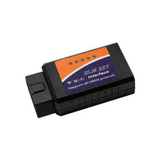 Car Auto V1.5 WiFi ELM327 OBD2 CAN BUS Scanner Tool for iPad iPhone 4S 5 iPod
