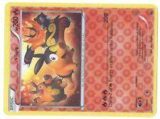 JUMBO POKEMON CARD HYPER 3-D 2011 - 's TEPIG  200 HP Attak 200 -