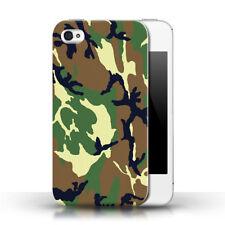 Housses et coques anti-chocs verts iPhone 4s pour téléphone mobile et assistant personnel (PDA)
