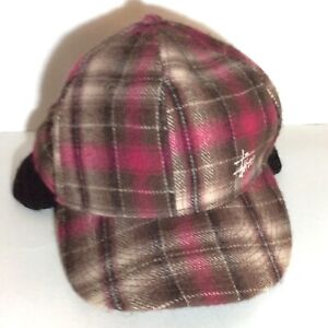 Stussy Wool Cold Weather Cap