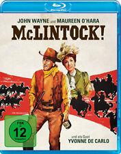 McLintock! Blu-ray *NEU*OVP*