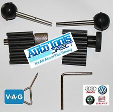 Timing tool kit for the VAG 2.0 TDi engines in Audi; A4/A6,