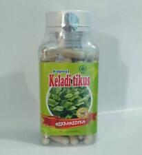 Keladi Tikus / Rodent Tuber / Typhonium Flagelliforme Powder 120 Capsules 500mg