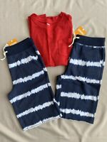 NWT~Gymboree Boys Size 14 (XL) 2- Pull On Shorts And Red Shirt