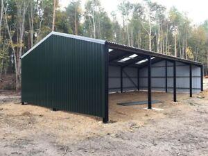 Allen fabrications,steel buildings agricultural/industrial portal frames,