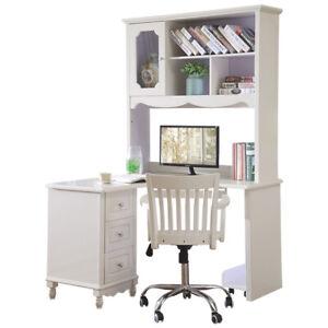Sekretär Set Kolonial Stil Schreibtisch Schrank Eck Regal Tisch Holz Tische Neu