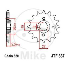 Koyo Ritzel 13Z Teilung 520 grobverzahnt 6 Innendurchmesser 19/22 JTF337.13