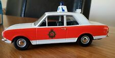 1:43 Vanguards Lancashire Police Ford Cortina Mk2 GT VA04105 Perfect Cond Boxed