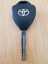 USED TOYOTA 2 BUTTON REMOTE KEY FOB IN WORKING ORDER. (REF 381)