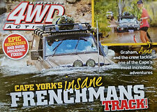 4WD Action DVD 225 - Cape York's Insane Frenchmans Track!
