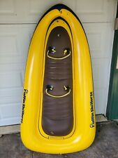 New listing Puffin Ski-Horse 88�x47� Towable 2 Person Heavy Duty Inflatable Made in Usa 1986