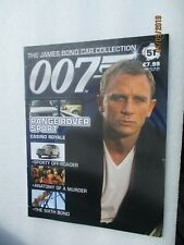 MAGAZINE ONLY JAMES BOND CAR COLLECTION  51 Range Rover Sport