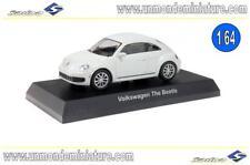 Volkswagen New Beetle 2015 White SOLIDO - SO 6400700 - Echelle 1/64