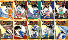 Case Closed Series Collection Set 1-50 English Manga by Gosho Aoyama BRAND NEW!!