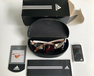 Official Team GB Adidas Sunglasses T-Sight BNIB Olympic Athlete Issue Only