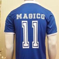 El Salvador Retro Soccer Jersey Spain 82  Jersey Mágico #11