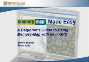 Memory Map Made Easy: A Beginner's Guide to Using Me... by Judd, Peter Paperback