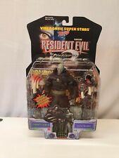 Resident Evil 2 Platinum Series Capcom ToyBiz Figure Tyrant/ Mr X- Rare