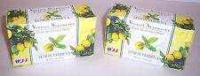 4 Bars Venezia Soapworks Moisturizing Pure Vegetable Soap Lemon Verbena Big 7 Oz
