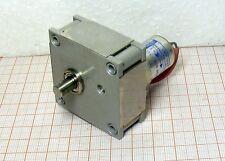 Electric motor 28V DC 7000rpm 08M28D1 MUIRHEAD with gear 140rpm  [M3-08M]