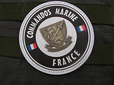 SNAKE PATCH PVC - COMMANDOS MARINE FRANCE - article fantaisie COS hubert INVEX