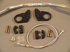 Superbike Lenker Umbau - Kit  für TRIUMPH  DAYTONA 600 + Speed Four