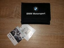 NEW ORIGINAL PUMA BMW MOTORSPORT WALLET