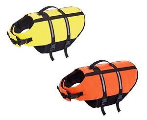 Schwimmweste Hund 5 Größen Schwimmhilfe Rettungsweste Warnweste Hundeweste