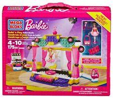 Mega bloks barbie Build'n Play BALLET STUDIO new & sealed
