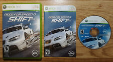 Need For Speed Shift - Xbox 360 - Complete  - Tested