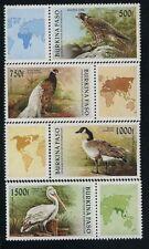 Burkina Faso MNH Scott # 1087-90  Value $ 20.75  US $$