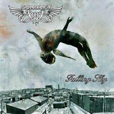 SCARLET AURA - FALLING SKY   CD NEW+