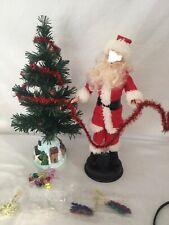 Mattel Barbie Doll Clothing Lot ~ CHRISTMAS TREE ~ OUTFIT ~ Barbie Santa Decor