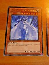 TCG Yu-Gi-Oh RARE CARD CARTE Reine de la nuit blanche ORCS-FR090 FR NM
