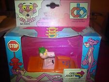 CB Toys - ESCI - Pink Panther - Orange Porsche - PP04 - REF. 106011 - BOXED
