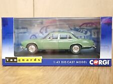 Corgi VA08805 Daimler Sovereign S1 4.2 Willow Green Ltd Edition No. 0972 of 1000