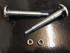 CLASSIC MINI REAR SUBFRAME SUPPORT PINS INC. NUTS 21A1440 TRUNNION BOLT PAIR 7L4