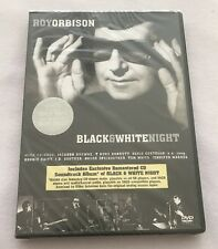 Roy Orbison and Friends - Black&White Night (DVD & SACD 2005 2-Disc Set) NEW!