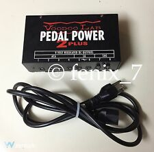 SALE | USA Voodoo Lab Pedal Power 2 Plus Supply 9V/18V 8-Isolated PRO Pedalboard
