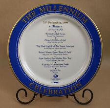 Hotel Sofitel Millennium Celebration 1999 Limited Edition Collector Plate