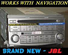 NEW* OEM 2005-06-07-08-09-10-11 TOYOTA AVALON 6 Disc MP3 CD Changer Radio JBL