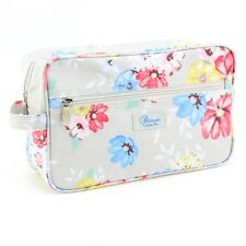 Jennifer Rose Blossom Large Toiletry Wash Bag Travel Toiletry Cosmetic Make Up