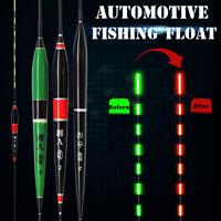3Pcs Smart Fishing Led Light Float Bite Alarm Color Change Automatic