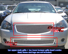 Fits Nissan Altima Mesh Grill Combo 05-06