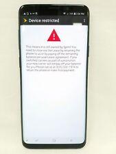 Samsung Galaxy S9+ Plus SM-G965U Sprint 64GB *AS-IS* Cracked Back Bad ESN Lease