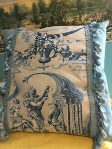 handmade throw pillows made with high quality fabric