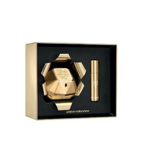 PACO RABANNE LADY MILLION EDP 80ML TRAVEL SET