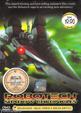 DVD Anime The Movie Robotech : The Shadow Chronicles English Version R0